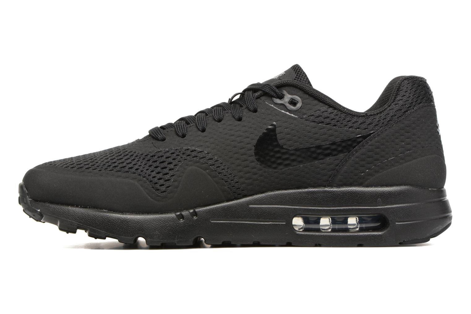 Trainers Nike Nike Air Max 1 Ultra Essential Black front view