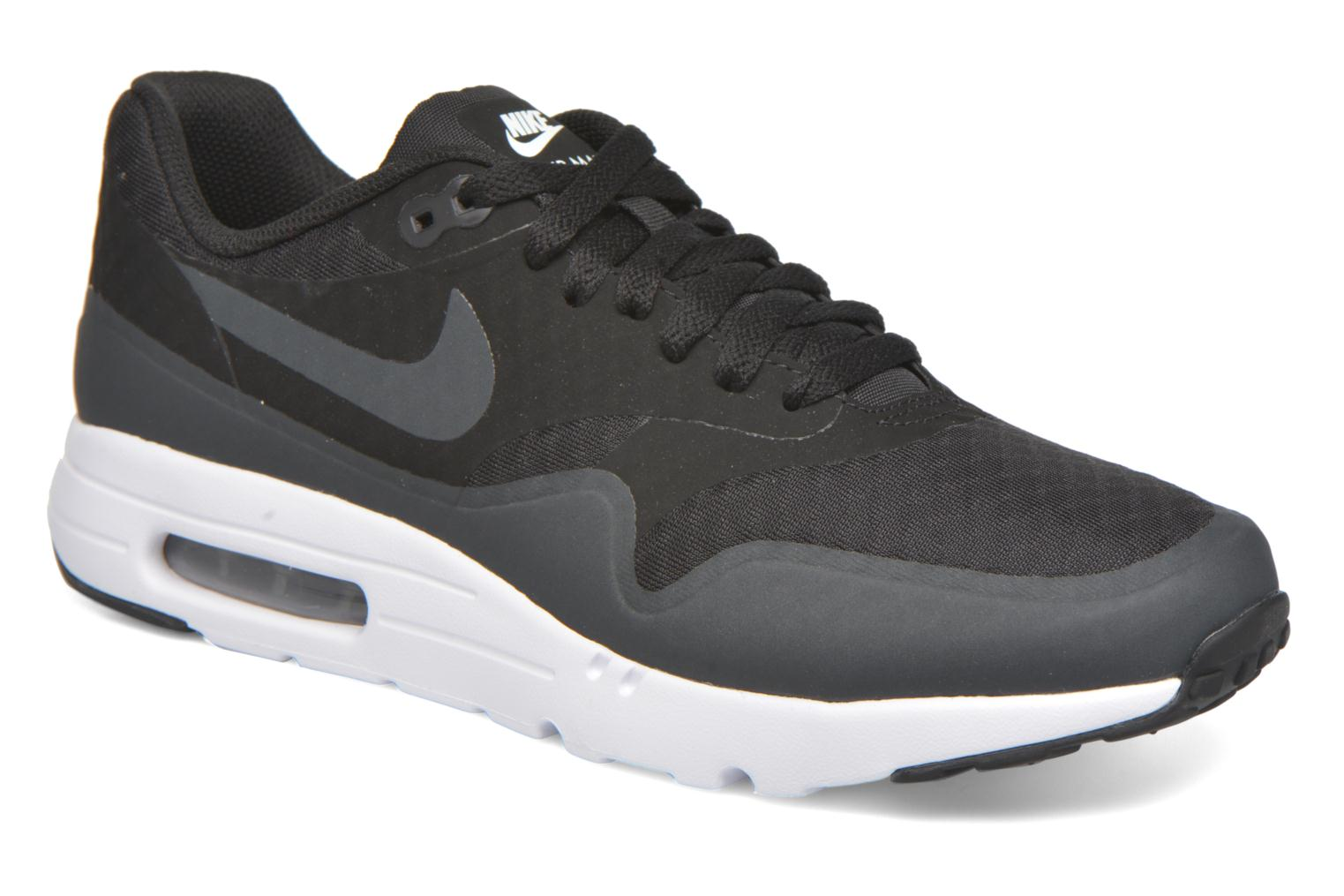 nike air max 1 essential black heren