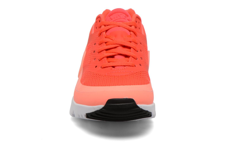 Baskets Nike W Air Max Bw Ultra Orange vue portées chaussures