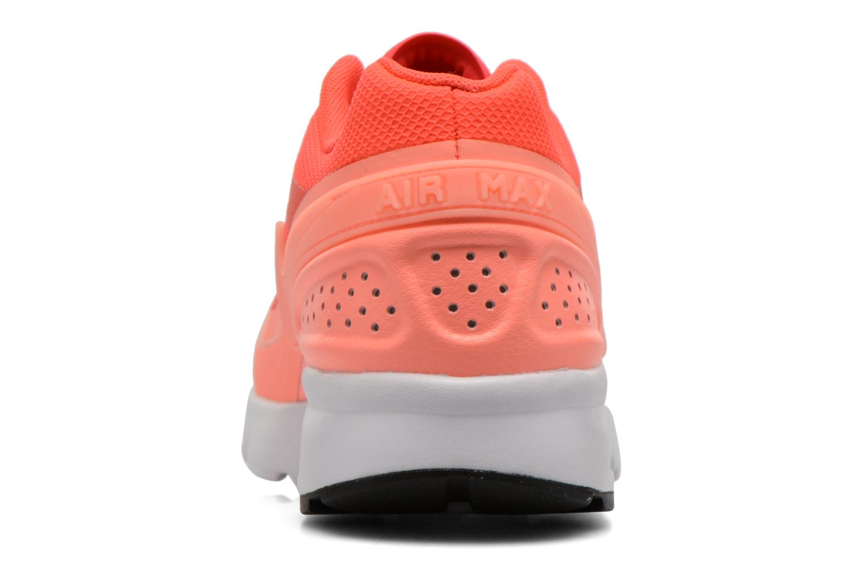 Deportivas Nike W Air Max Bw Ultra Naranja vista lateral derecha