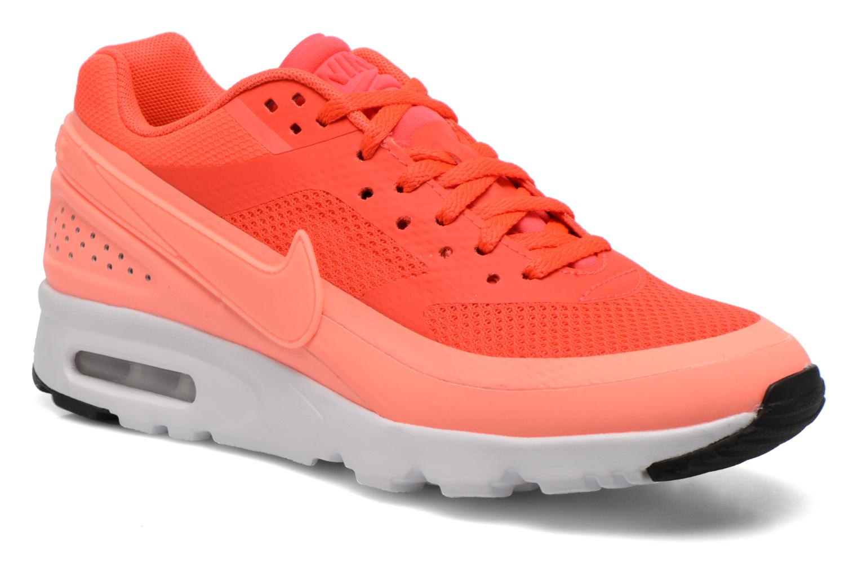 Deportivas Nike W Air Max Bw Ultra Naranja vista de detalle / par