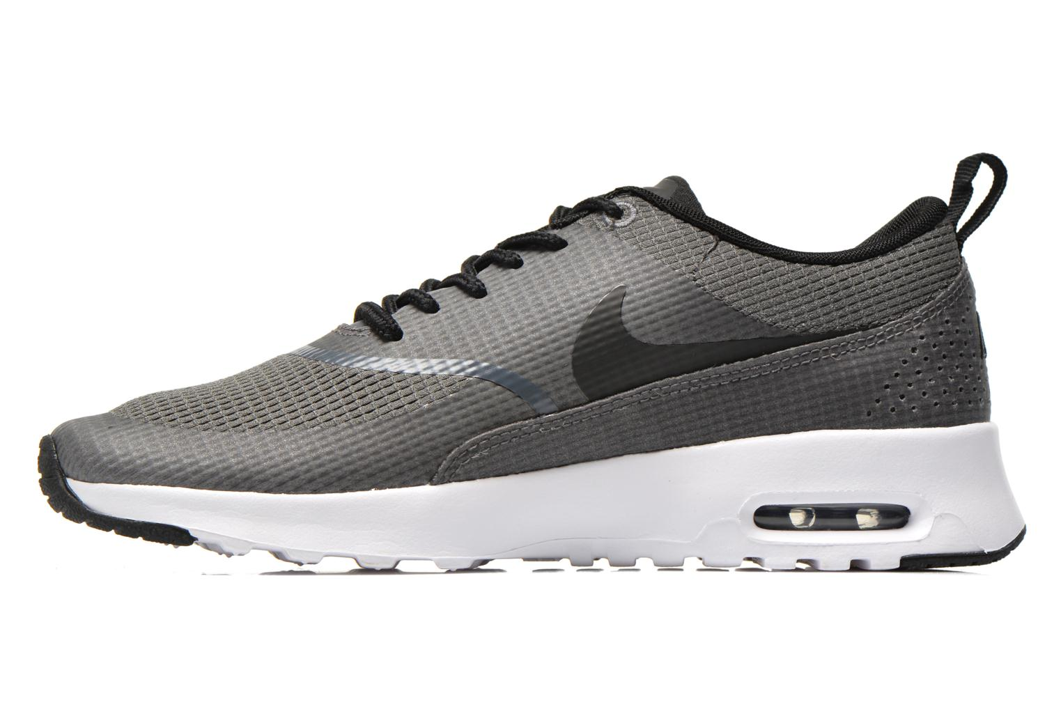 Trainers Nike W Nike Air Max Thea Txt Grey front view