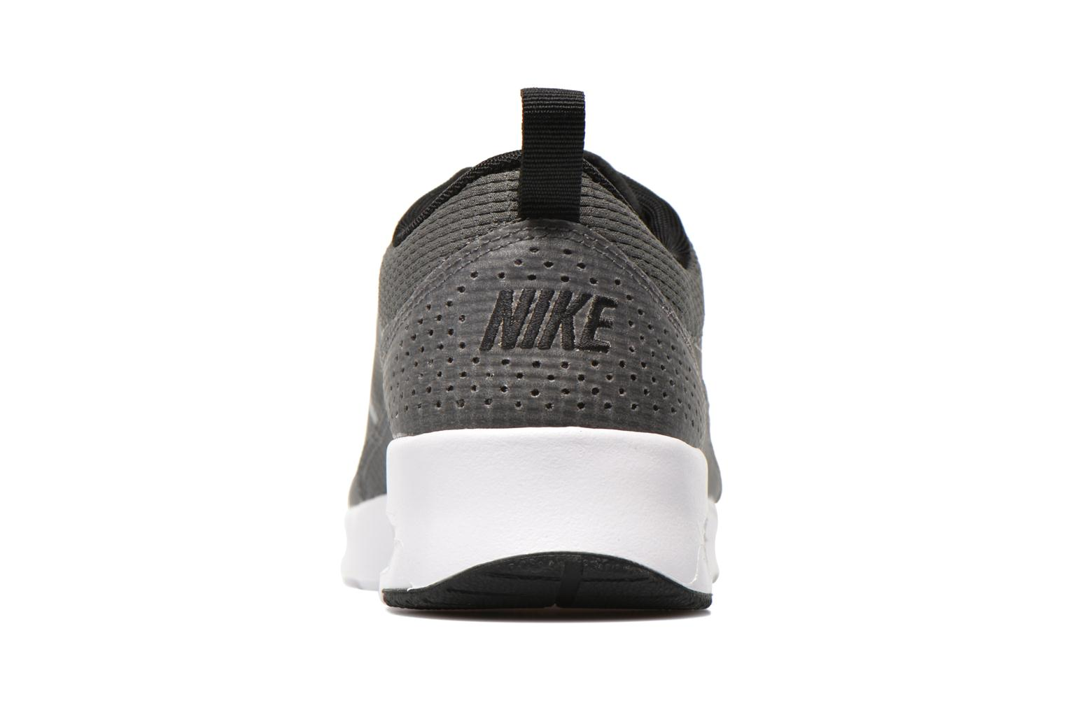 Trainers Nike W Nike Air Max Thea Txt Grey view from the right