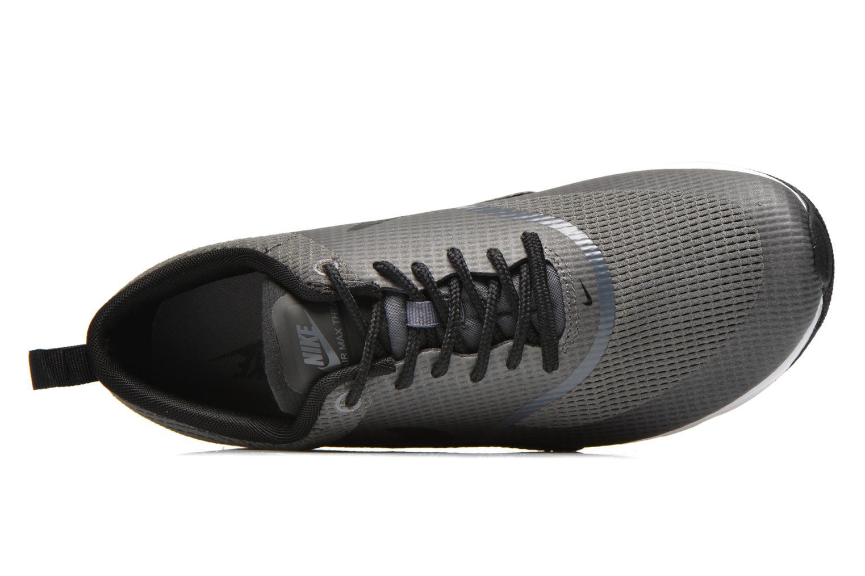 Baskets Nike W Nike Air Max Thea Txt Gris vue gauche