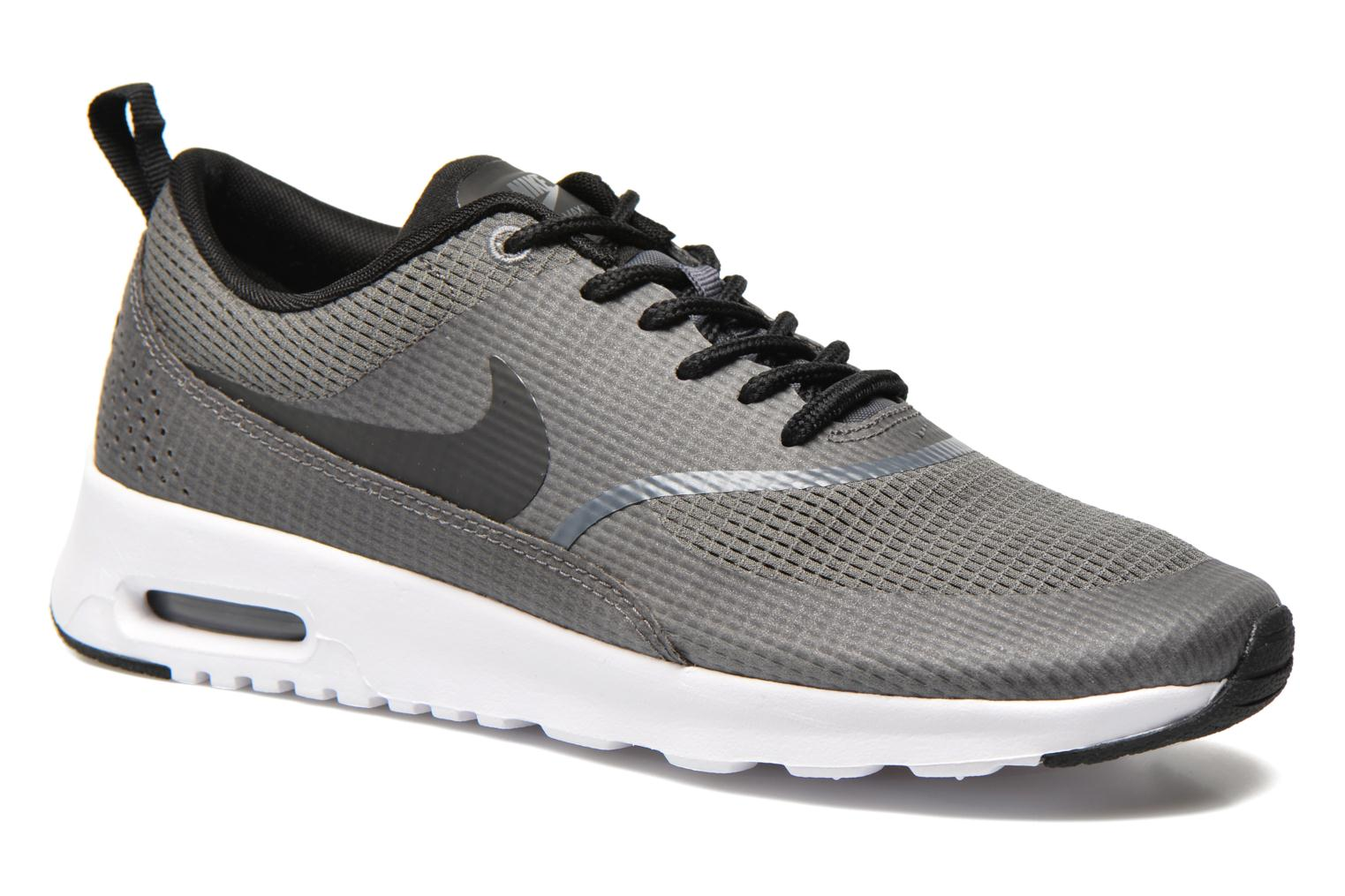Trainers Nike W Nike Air Max Thea Txt Grey detailed view/ Pair view