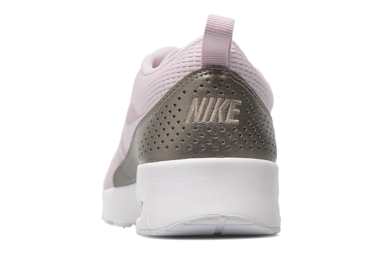 Baskets Nike W Nike Air Max Thea Txt Rose vue droite