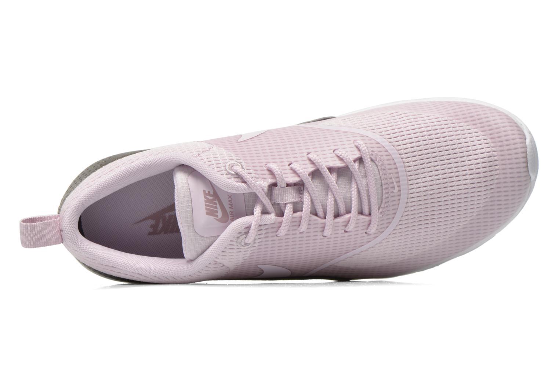 Baskets Nike W Nike Air Max Thea Txt Rose vue gauche