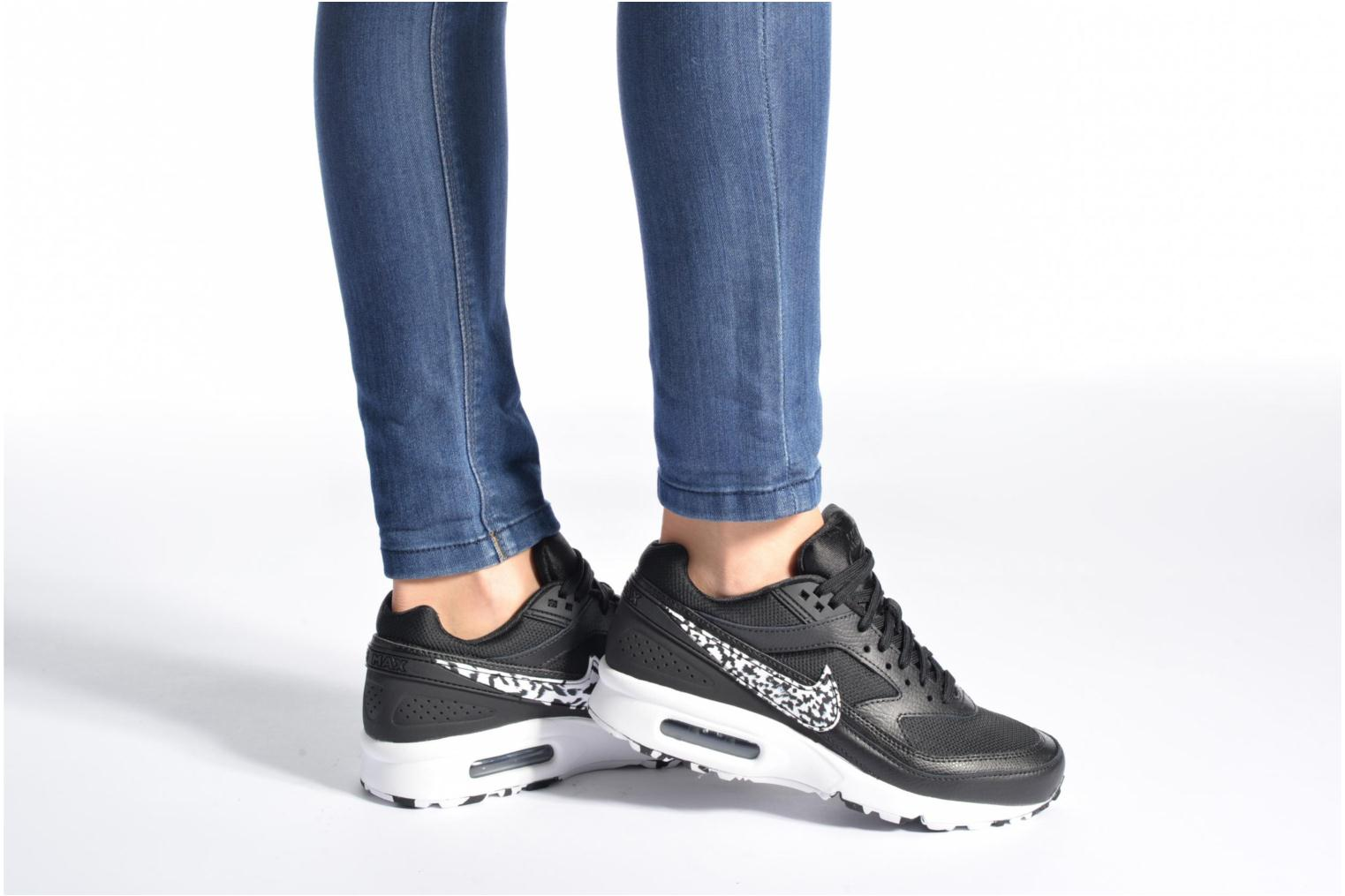 Wmns Air Max Bw White/white-Black