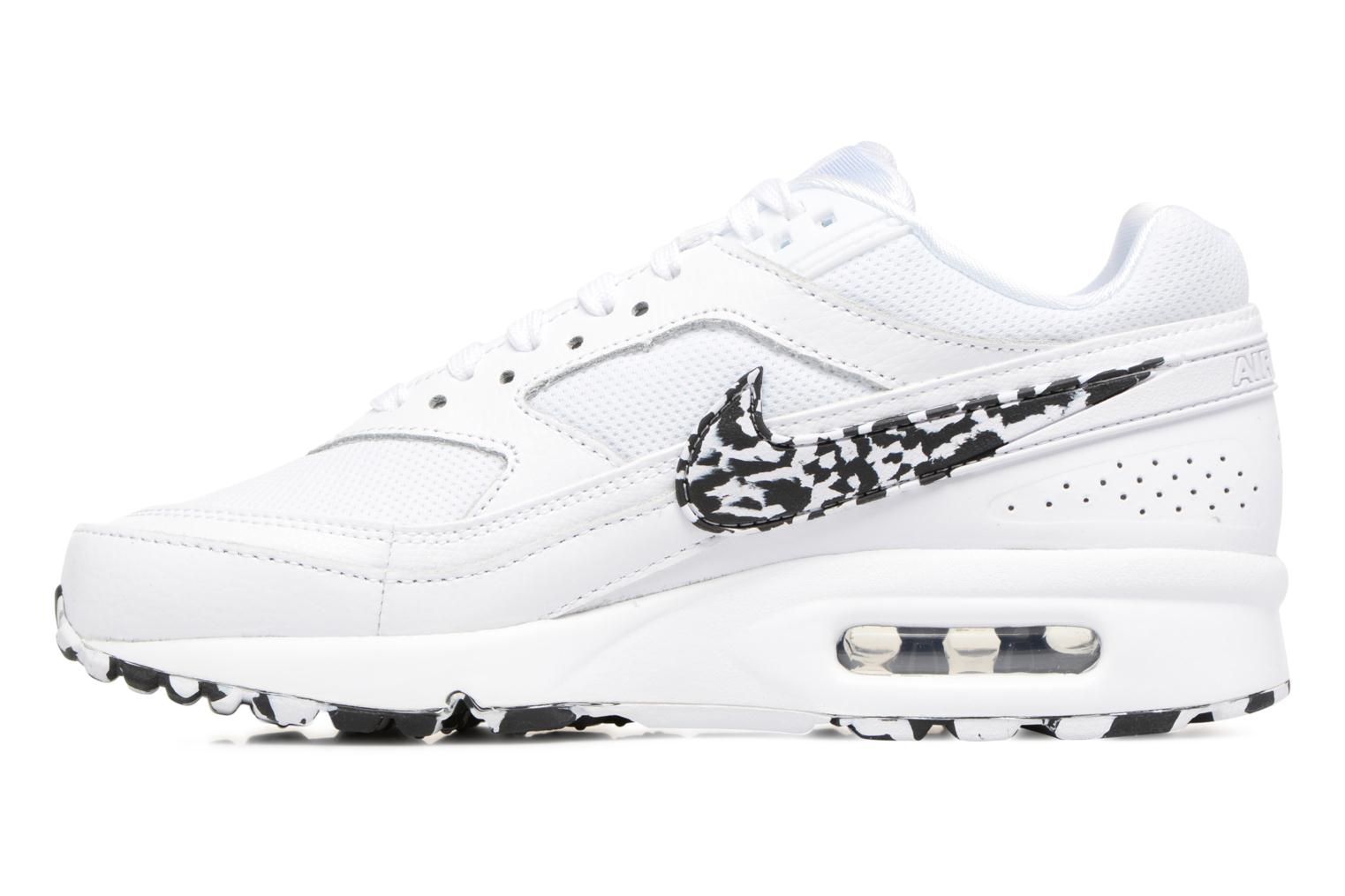 Baskets Nike Wmns Air Max Bw Blanc vue face