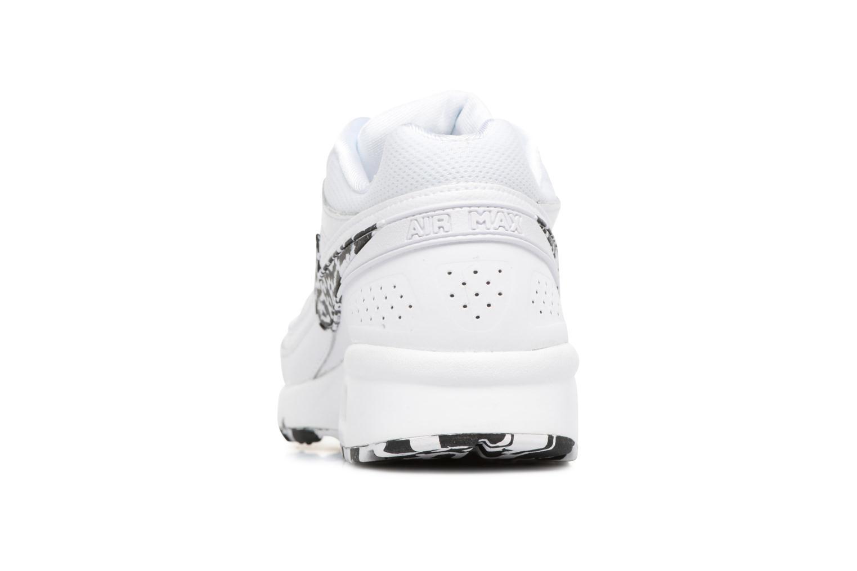 Baskets Nike Wmns Air Max Bw Blanc vue droite