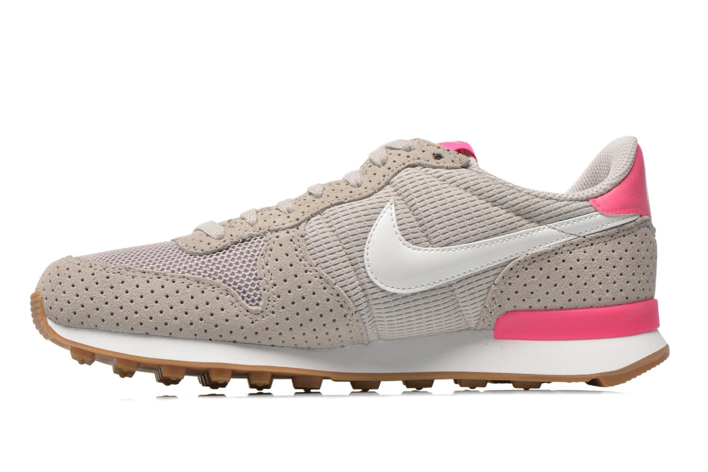 Sneakers Nike Wmns Internationalist Grå bild från framsidan