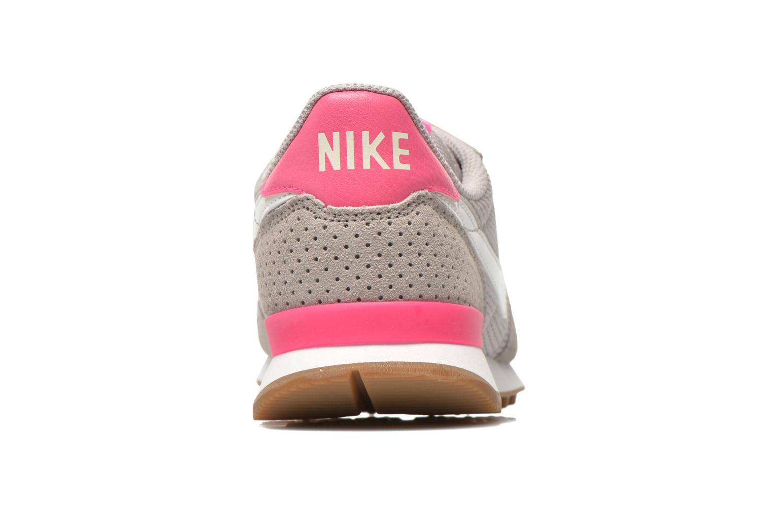 Baskets Nike Wmns Internationalist Gris vue droite
