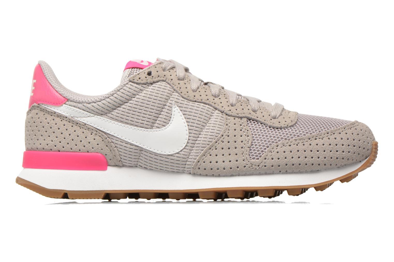 Sneakers Nike Wmns Internationalist Grå bild från baksidan