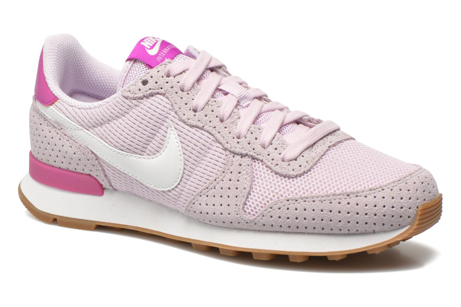 Wmns Internationalist Blchd Llc/Smmt Wht-Gm Md Brwn