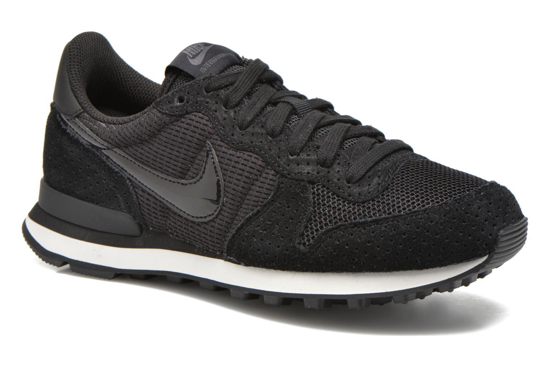 Últimos recortes de precios Nike Wmns Internationalist (Negro) - Deportivas chez Sarenza