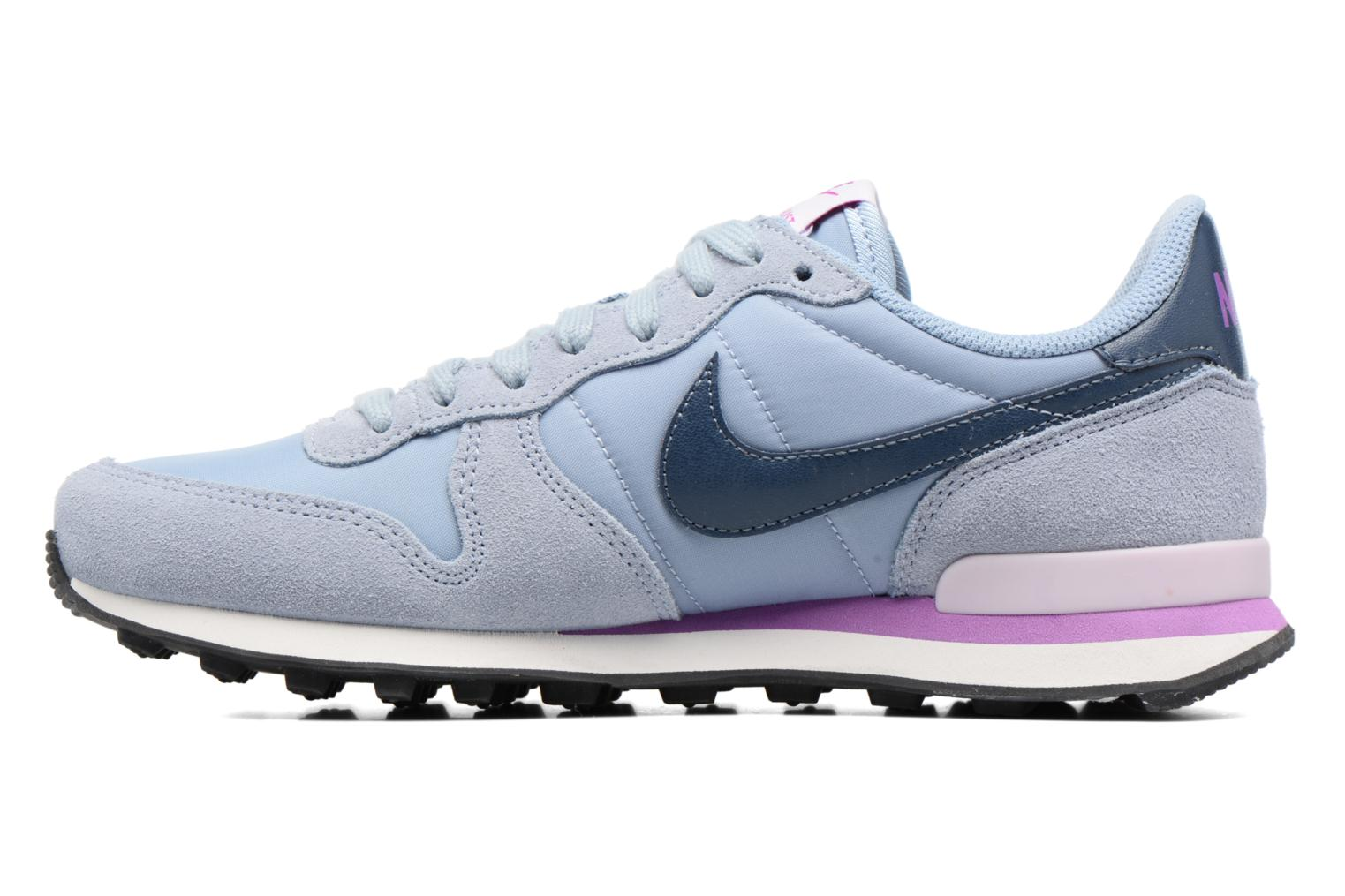 Trainers Nike Wmns Internationalist Blue front view