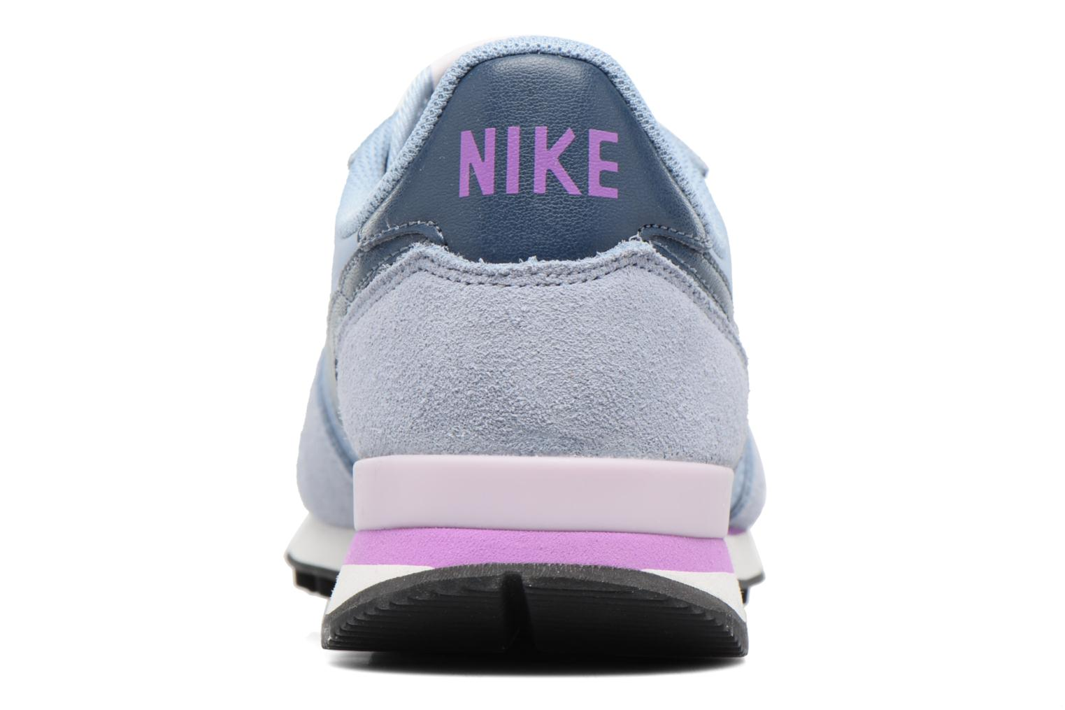 Sneakers Nike Wmns Internationalist Blauw rechts