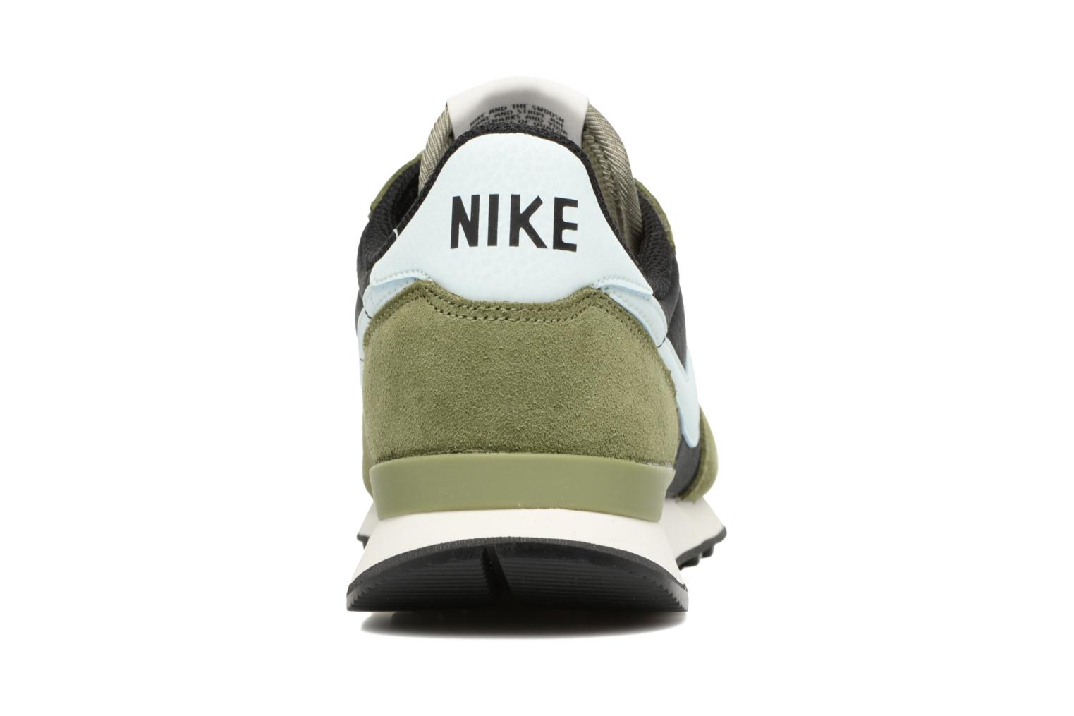 Trainers Nike Wmns Internationalist Green view from the right