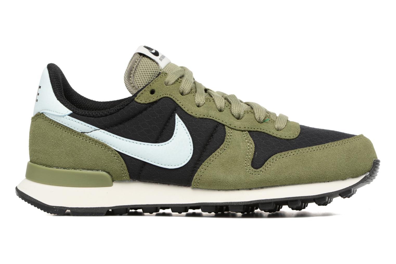 Sneakers Nike Wmns Internationalist Grön bild från baksidan