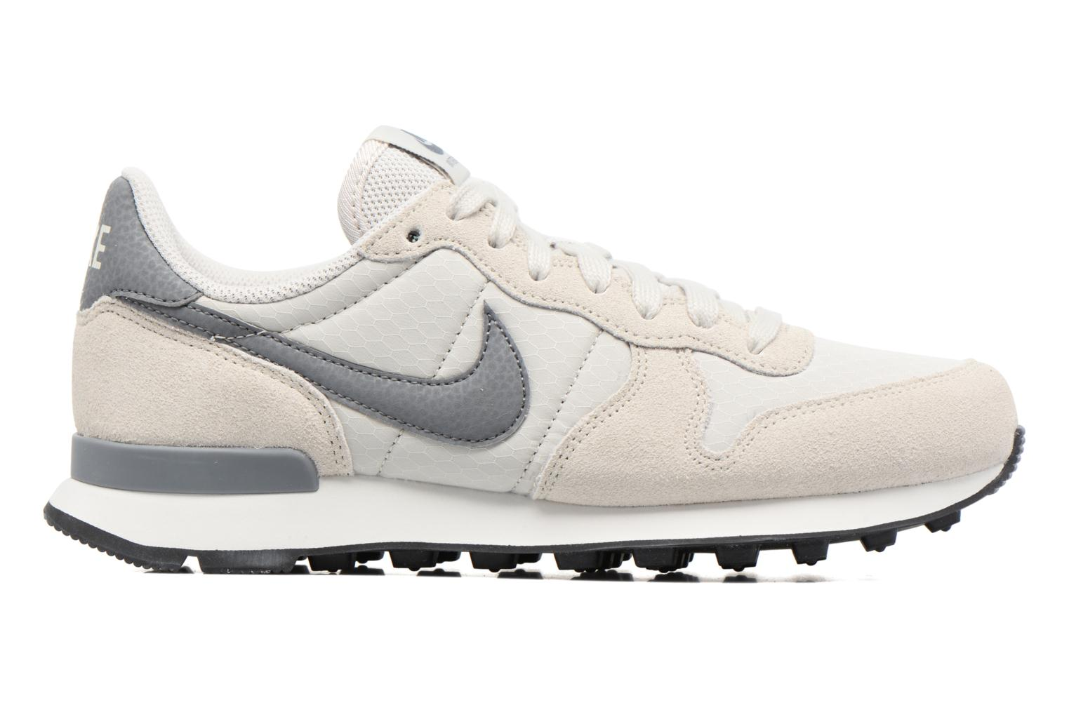 Baskets Nike Wmns Internationalist Blanc vue derrière