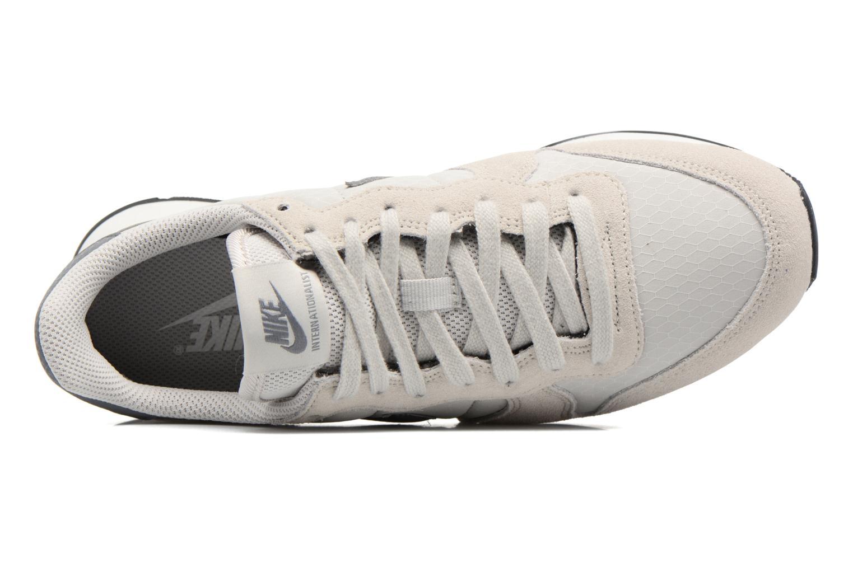 Sneaker Nike Wmns Internationalist weiß ansicht von links