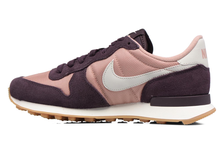 Sneakers Nike Wmns Internationalist Viola immagine frontale