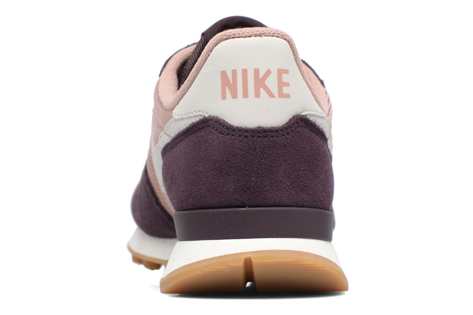 Wmns Internationalist Particle Pink/Light Bone-Port Wine