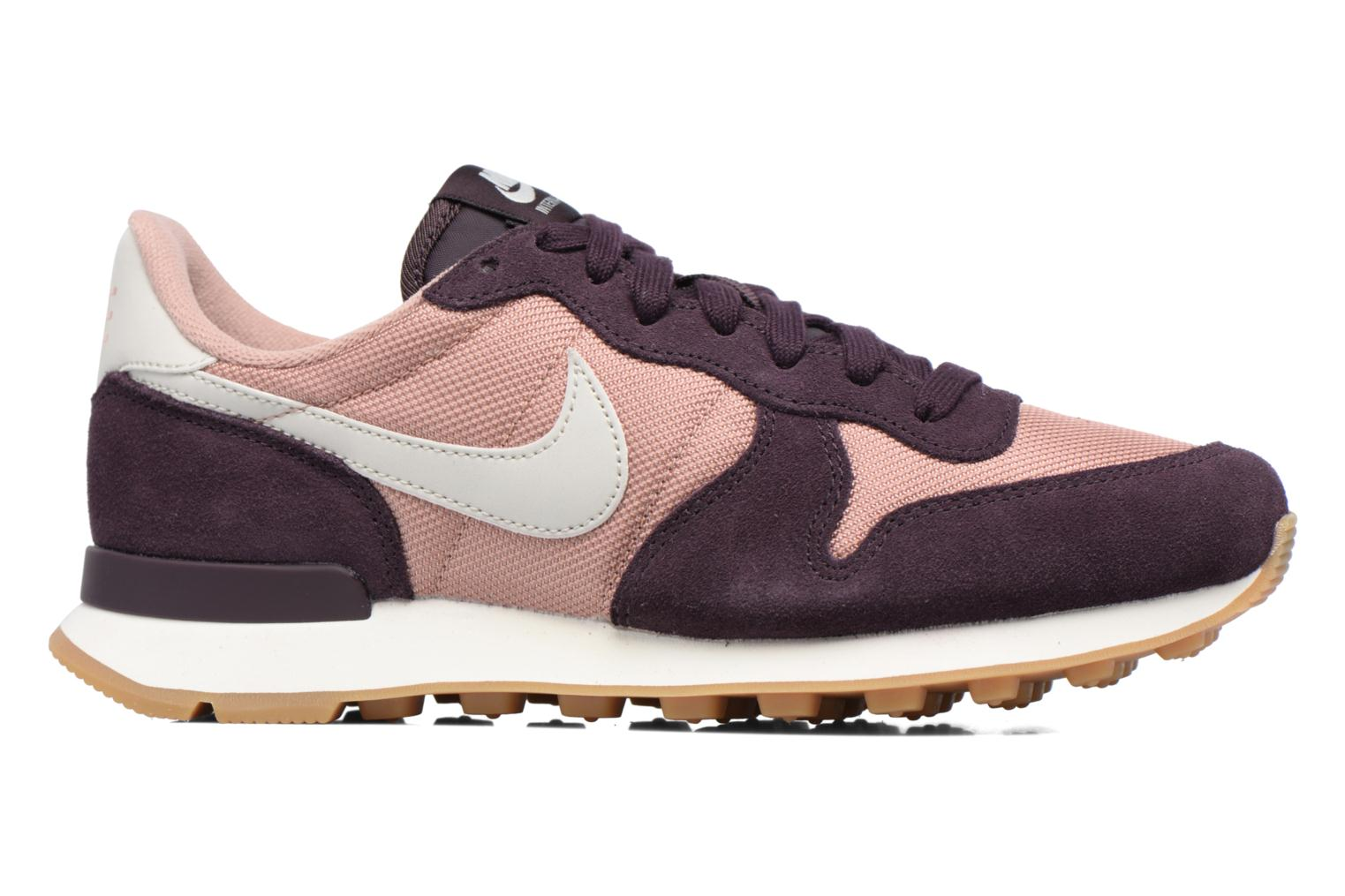 Baskets Nike Wmns Internationalist Violet vue derrière