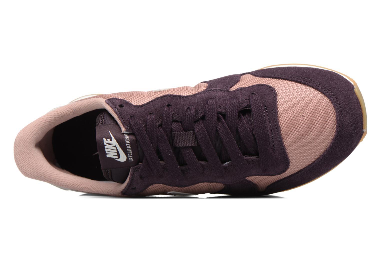 Sneakers Nike Wmns Internationalist Viola immagine sinistra