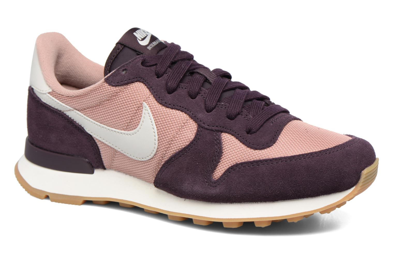 Baskets Nike Wmns Internationalist Violet vue détail/paire