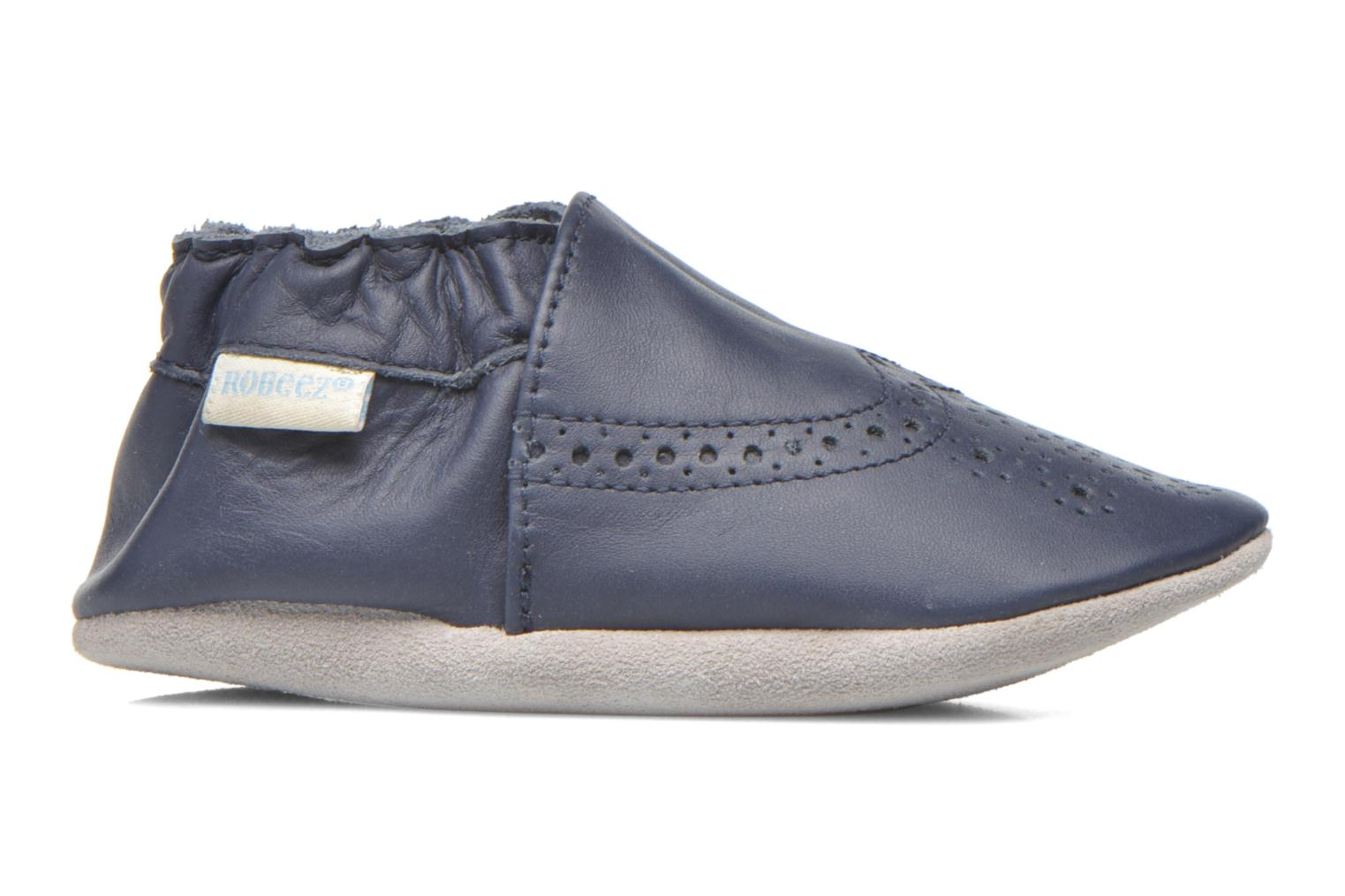 Slippers Robeez Smart Blue back view
