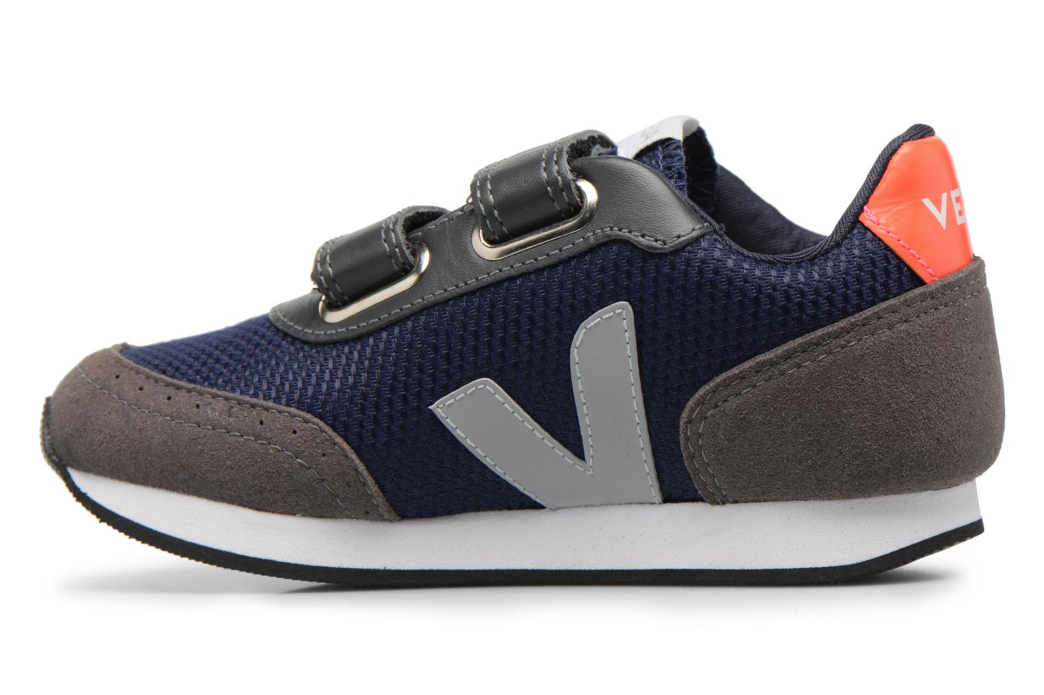 Baskets Veja Arcade Small Bleu vue face