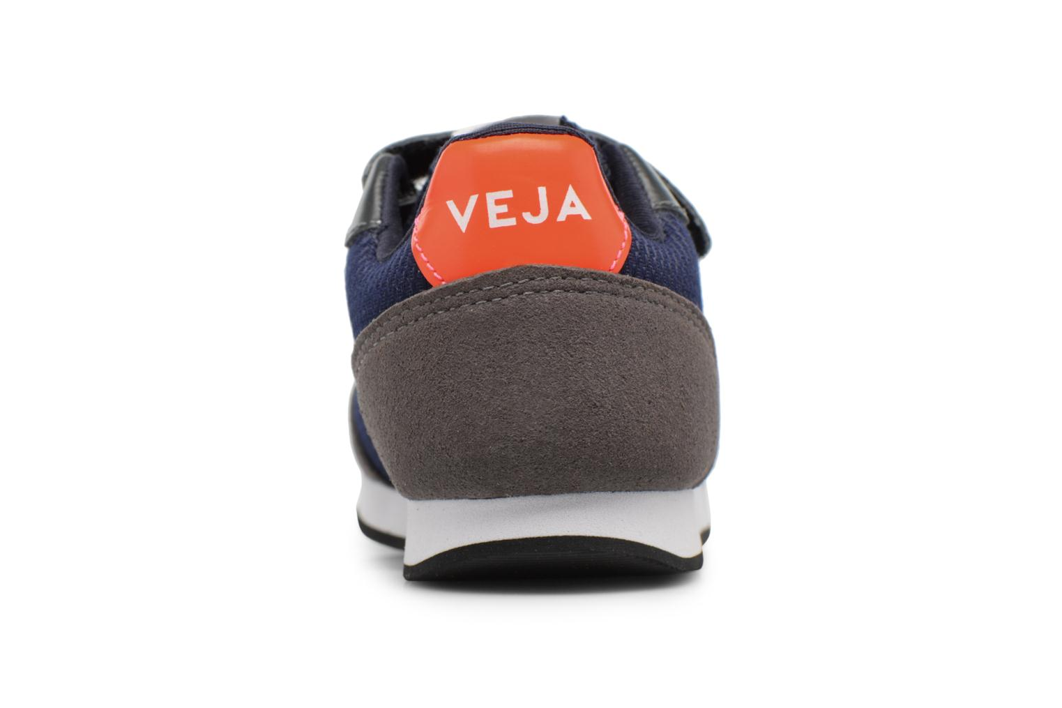 Trainers Veja Arcade Small Blue view from the right