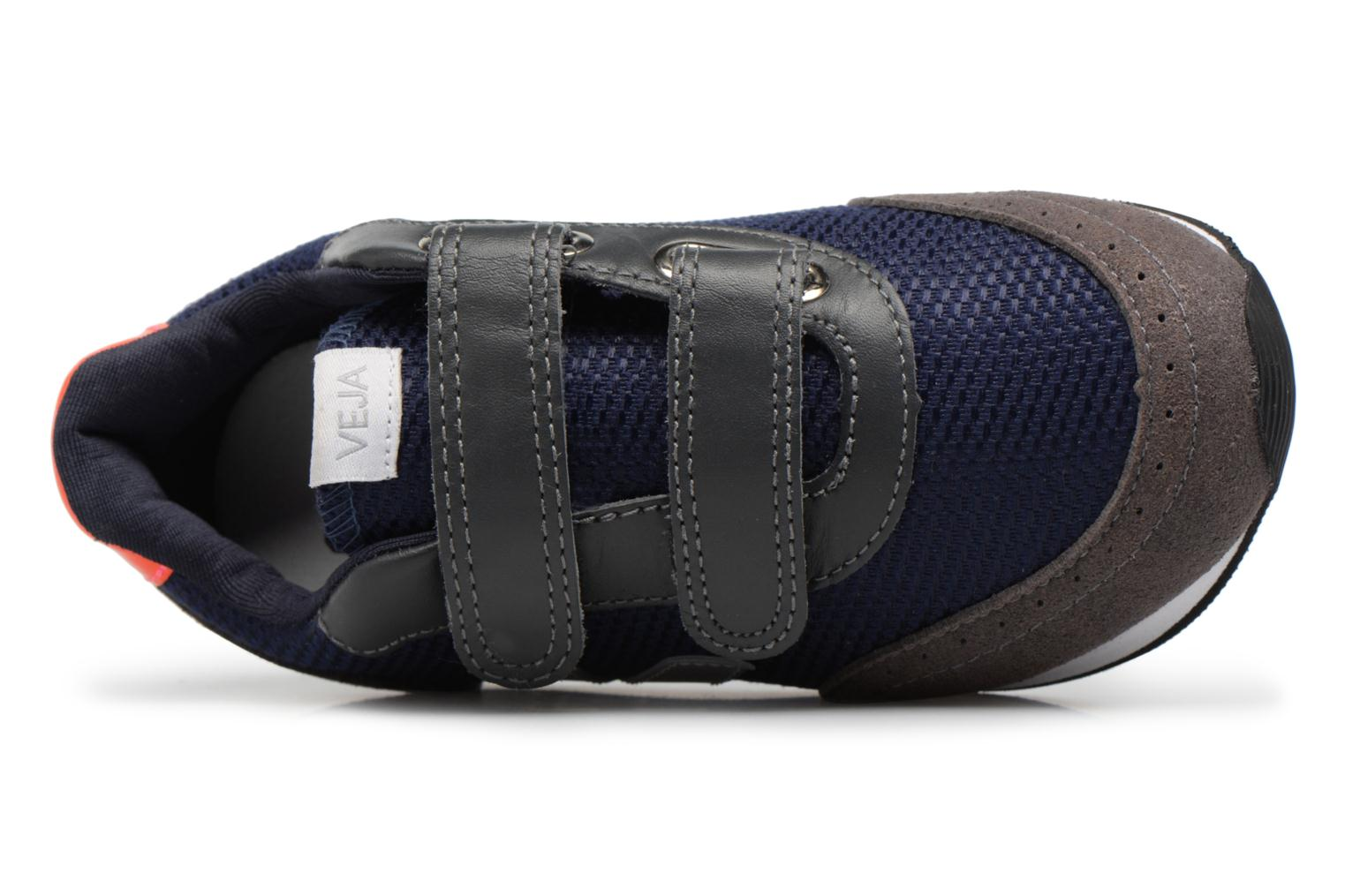 Trainers Veja Arcade Small Blue view from the left
