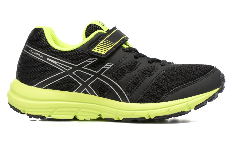 Chaussures de sport Asics Gel-Zaraca Ps Noir vue derrière