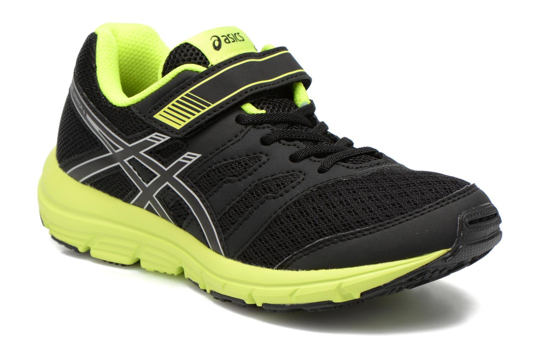 Chaussures de sport Asics Gel-Zaraca Ps Noir vue détail/paire