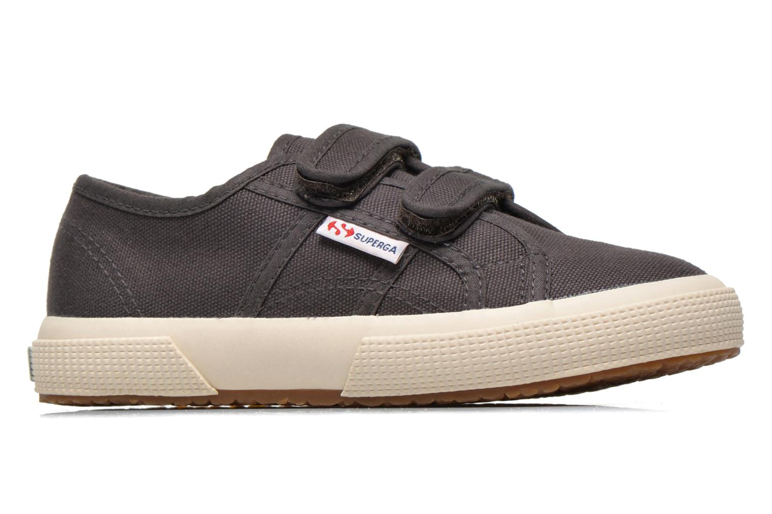 Trainers Superga 2750 Conbinvj Grey back view