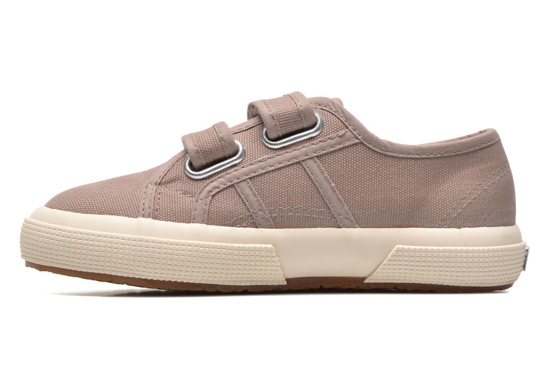 Sneakers Superga 2750 Conbinvj Beige voorkant