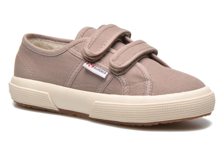 Sneakers Superga 2750 Conbinvj Beige detail