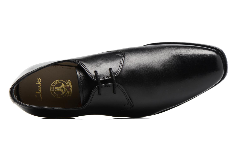 Amieson Walk Black leather