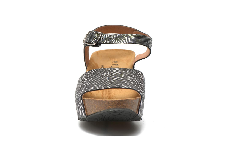 Sandals Plakton So You Silver model view