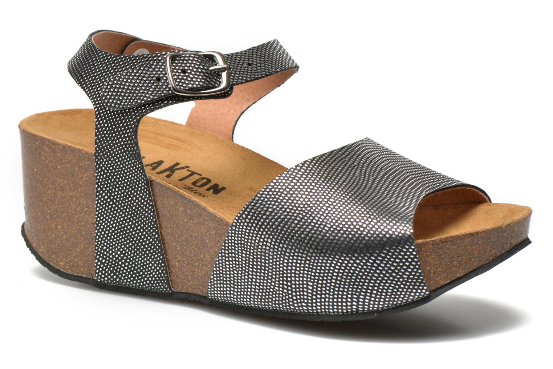 Sandals Plakton So You Silver detailed view/ Pair view