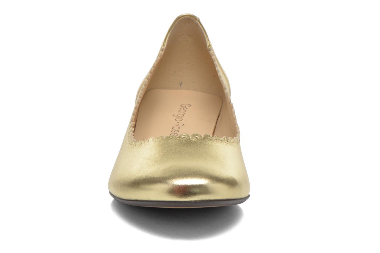 Ballerina Georgia Rose Sabby Bronze och Guld bild av skorna på