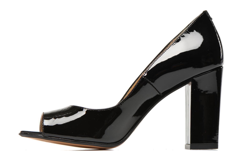 High heels Georgia Rose Saverto Black front view