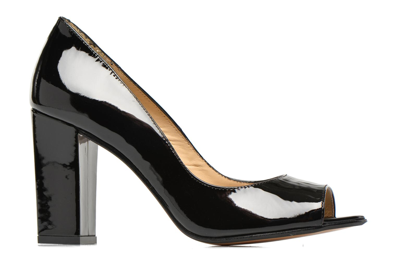 Zapatos de tacón Georgia Rose Saverto Negro vistra trasera
