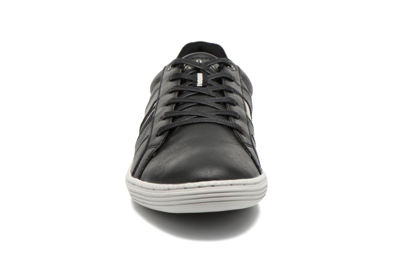 Baskets Kappa Kechok Noir vue portées chaussures