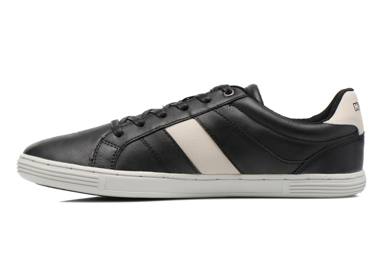 Sneaker Kappa Kechok schwarz ansicht von vorne
