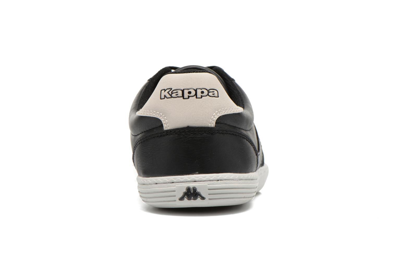 Baskets Kappa Kechok Noir vue droite