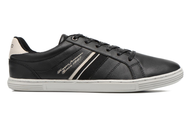 Sneaker Kappa Kechok schwarz ansicht von hinten