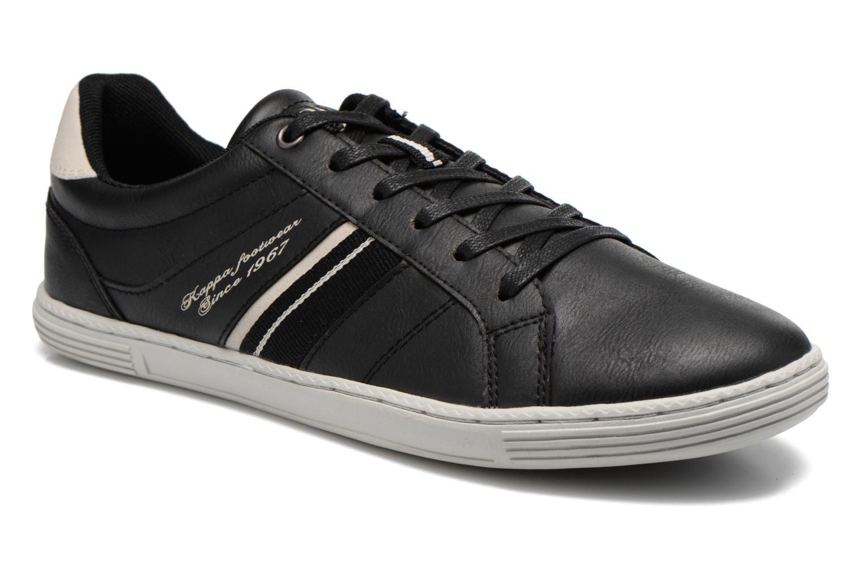 Sneaker Kappa Kechok schwarz detaillierte ansicht/modell